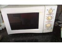 800W Sanyo Microwave