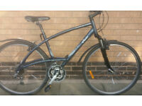 Btwin Triban 5 hybrid bike good condition (city centre)