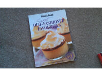Sweet Old Fashioned Favoirites - Cook Book