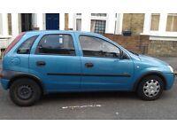 car for spare or repair