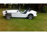 Dutton 1.8 Zetec kitcar kit car (swap PX)
