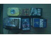 32 young adult fiction novels (Pratchett, Nix & more)