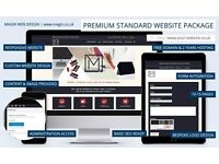 Your website, your price. Custom website & prints for sole traders, small/home-based businesses..