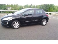 2010 PEUGEOT 308 1.6 S DT*£30 TAX P/A*FINANCE AVAILABLE*