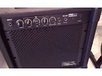 Bass Guitar Amplifier, 20W. Free local delivery