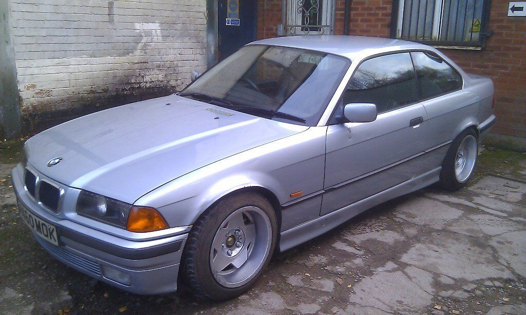 bmw e36 coupe 323 in wrexham gumtree. Black Bedroom Furniture Sets. Home Design Ideas