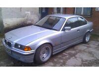 BMW E36 Coupe 323
