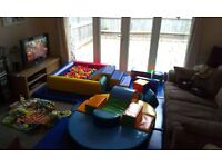 Soft Play Hire Business/ Equipment