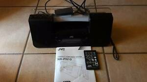 JVC Home NXPN10 10W iPod iPhone Audio System Fulham Gardens Charles Sturt Area Preview