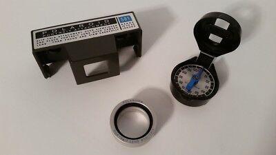 Старинные запчасти Polaroid 128 Developing Timer