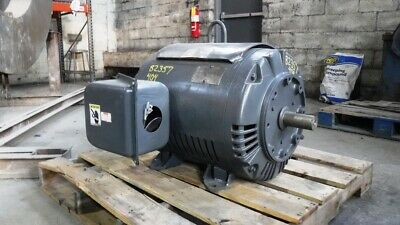 100 Hp Lincoln Ac Electric Motor 1800 Rpm Fr 404tsc Dpbb 230460 V Eok