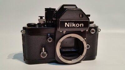 Пленочные фотокамеры Nikon F2 w DP-2