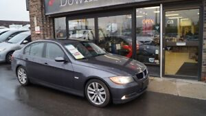 2007 BMW 328I AUTO!FULLY LOADED!FULLY CERTIFIED@NO EXTRA CHARGE!