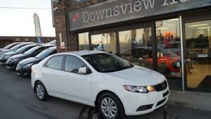 2012 Kia Forte AUTO!LOADED!FULLY CERTIFIED@NO EXTRA CHARGE!