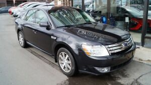 2009 Ford Taurus AWD!AUTO!LOADED!FULLY CERTIFIED@NO EXTRA CHARGE