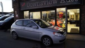 2008 Hyundai Accent AUTO!LAODED!FULLY CERTIFIED@NO EXTRA CHARGE!