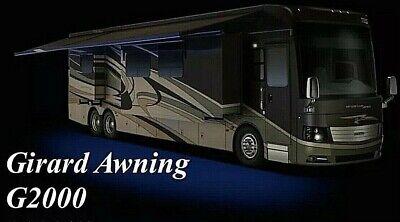 Girard G2000 Power Awnings (20', 16' or  5' )   RV Motorhome Coach BUS