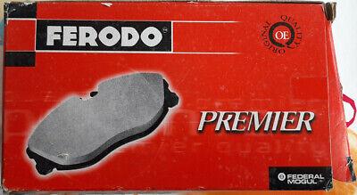 Bremsbelag für Ford, original FERODO FDB 206, WVA 20753, Stärke 18,00 mm gebraucht kaufen  Krickenbach