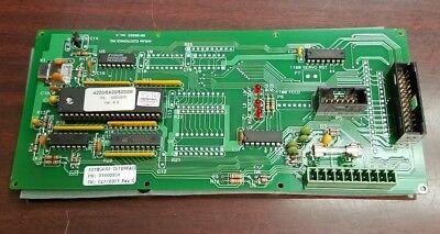 Anilam 31900534 Keyboard Interface Board 4200t