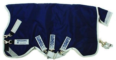 Horseware Ireland Rambo Wug Turnout Blanket 200 Fill Waterproof with High Neck Rambo Wug Turnout
