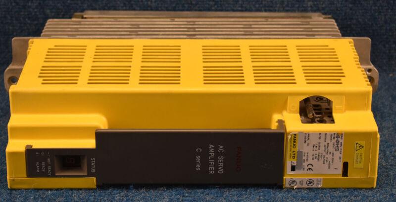 Fanuc A06b-6089-h209  /f A06b6089h209 Servo Amplifier Unit