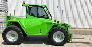 2011 Merlo P34.7  Telehandler and Personnel Basket Kewdale Belmont Area Preview