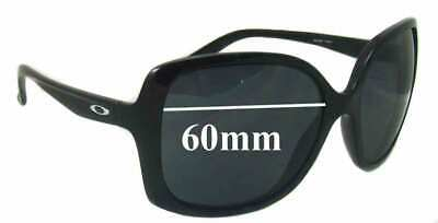 SFx Replacement Sunglass Lenses fits Oakley Beckon - 60mm (Oakley Beckon Replacement Lenses)