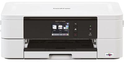 Kamera-dock (Brother DCP-J774DW 3in1 Farb-Multifunktionsdrucker WLAN USB 2.0 128MB NEU OVP)