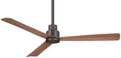 Minka Aire Simple Indoor/Outdoor Fan 52