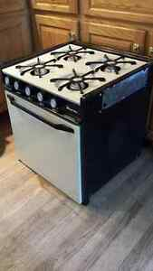 2 GAS/PROPANE STOVES +other appliances;  Sale/trade