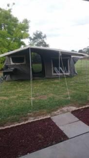 camper trailer Glengarry Wellington Area Preview