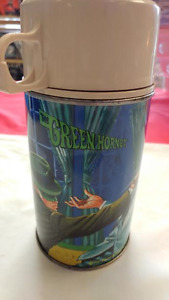 1967 Green Hornet Lunch Box Thermos