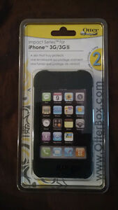 Otterbox Impact series for iPhone 3G and iPhone 3GS - BLACK