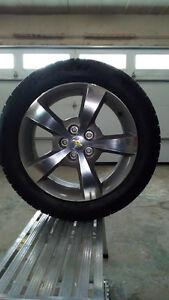 Mag 17''+4 pneus-Cooper