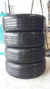 PNEUS 4 SAISONS ** GOODYEAR ¨EAGLE LS¨ ** 15¨