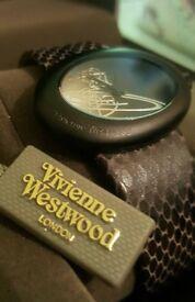 Vivienne Westwood Ellipse Unisex Watch Brand New
