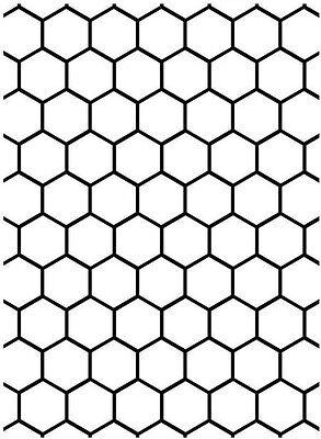 Circle Background  Embossing Folder  5  x  7 Inches Darice  NIP