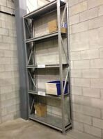 Shelving and store unit - steel