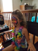 Rosa-Fantasy Face painting services
