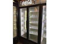 Commercial Display Fridge Coca Cola No1