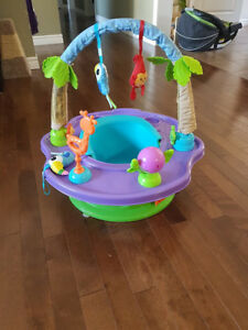 Baby Activity Center - Seating Position