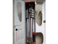 Manfrotto MKC3-P02 grey tripod