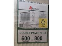 Radiator kudox double panel type 21 new