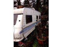 Hobby Prestige 620 UK Special Caravan (2000 reg)