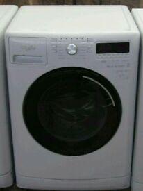 Whirlpool 6th Sense Green Generation Washing Machine 9kg 1400 Spin