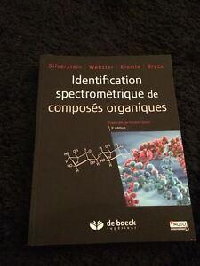 Identification spectrométrique de composés organiques 3e édition