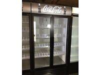 Commercial Display Fridge Coca Cola No2
