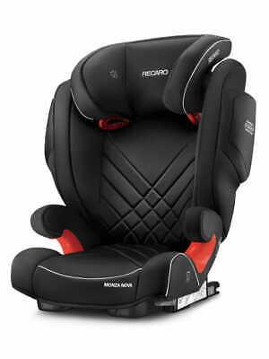 KINDERSITZ RECARO Monza Nova 2 Seatfix Core Performance Black   RECARO