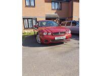 Jaguar x- Type 2008 Face lift Model 2.0D Manual 5 Speed 130 BHP