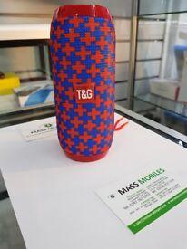 T&G red Bluetooth speaker NEW